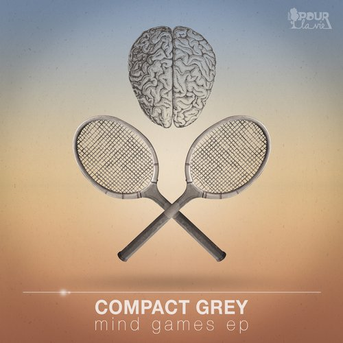 Compact Grey - Mind Games EP [PLV019]